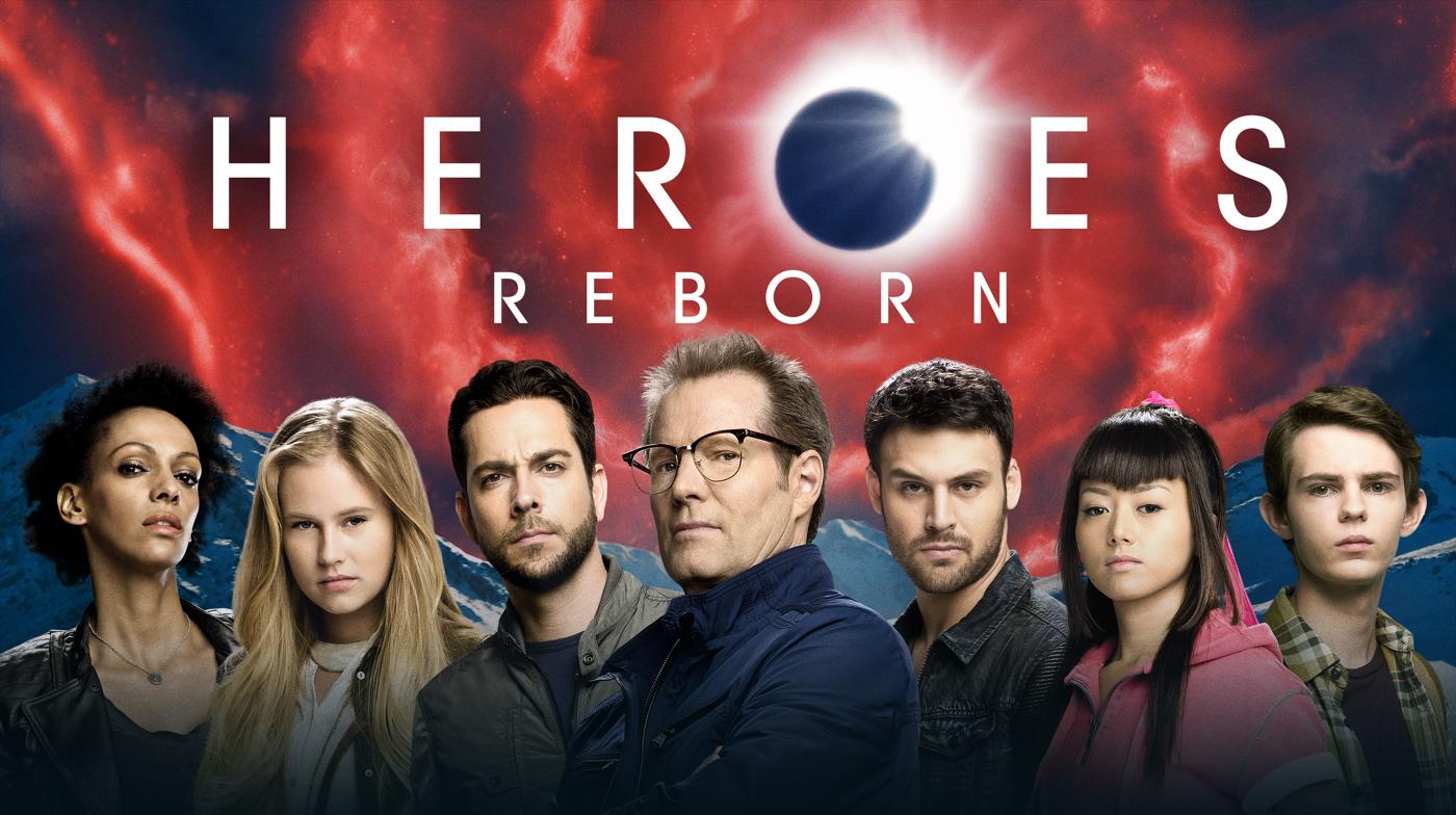 [影集] Heroes Reborn (2015~2016) HeroesReborn-key